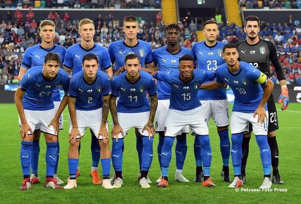 003 Italia - Belgio Under 21. © Foto Petrussi.jpg