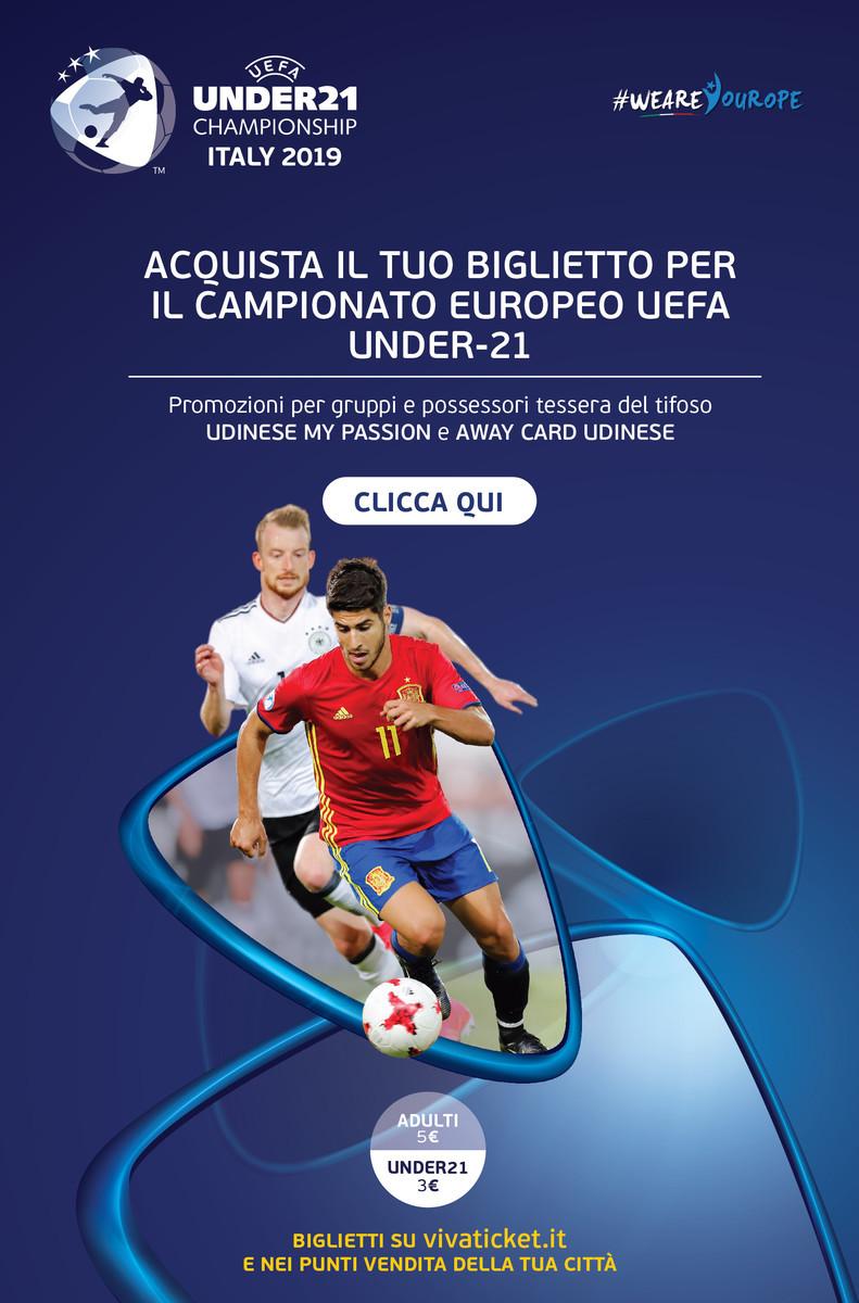 Udinese Calcio Calendario.Informazioni Euro U21 Euro U21 Udinese