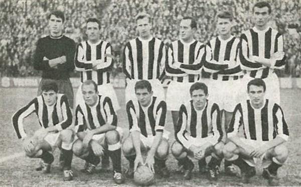 Udinese 1962-63 - Beretta con il Pallone.JPG