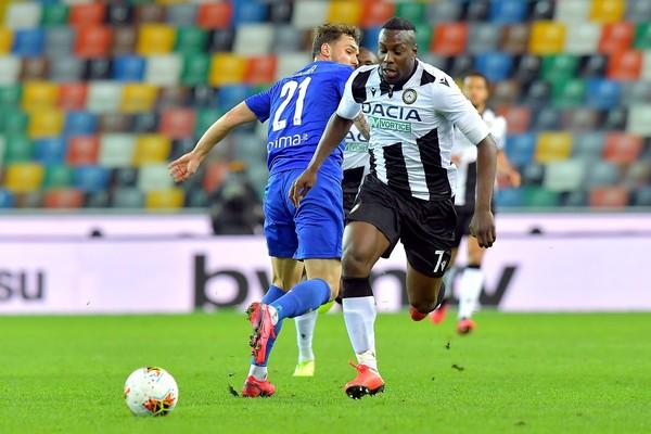 Okaka Dovremo Essere Piu Cinici In Futuro Squadra News Udinese