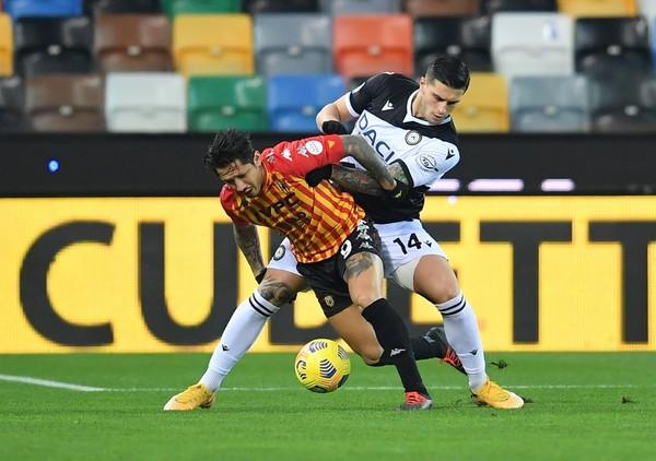 Udinese Benevento 0 2 Squadra News Udinese