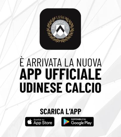 App Udinese Calcio